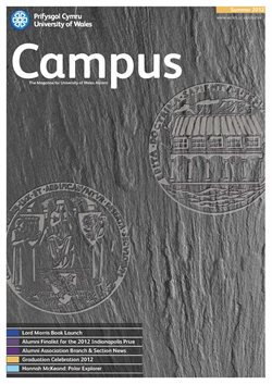 Campus 2012 English Front Cover