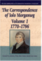 Front cover of 'The Correspondence of Iolo Morganwg'