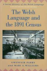 Front cover of 'The Welsh Language and the 1891 Census'